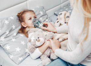 Mách mẹ cách xử lý khi trẻ bị viêm họng