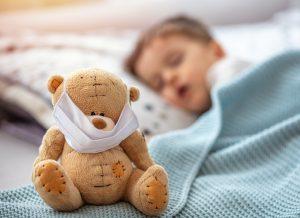 Trẻ bị viêm phế quản: Mẹ không nên chủ quan