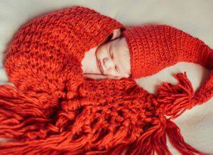 Mẹ có biết trẻ sơ sinh ngủ bao nhiêu tiếng?