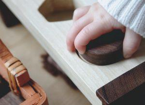 Bật mí trò chơi cho bé 1 tháng tuổi cha mẹ nên bỏ túi