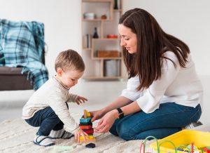 Trò chơi cho bé 3 tháng tuổi – phát triển kĩ năng cho bé