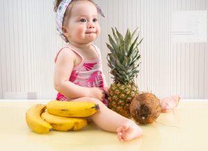 Bổ sung Vitamin A cần cho sự phát triển của bé