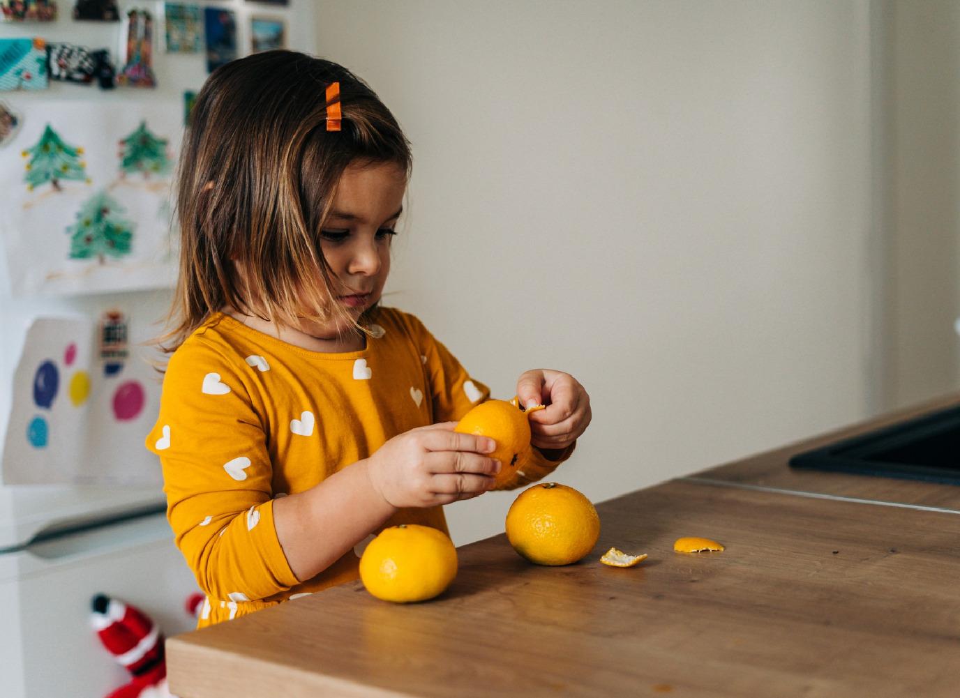10 loại thực phẩm giàu vitamin C cho bé- Mẹ không thể bỏ qua