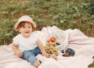 4 vitamin thiết yếu cho trẻ sơ sinh để phát triển toàn diện