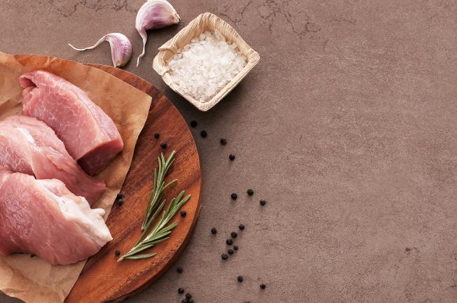 nguyên liệu món thịt kho tiêu