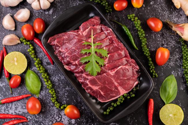 Nguyên liệu cần chuẩn bị để thực hiện món bò kho tiêu