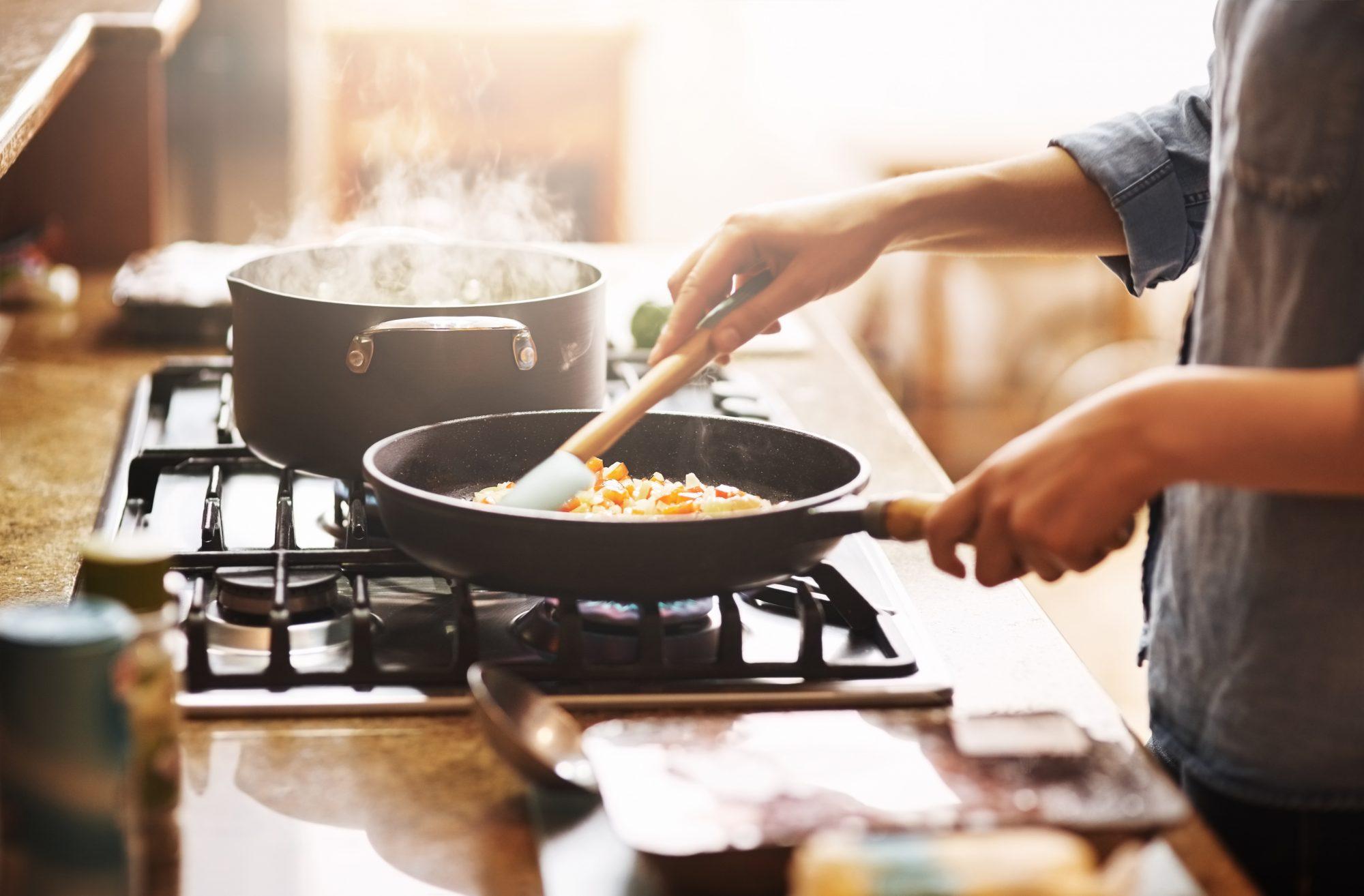 Cách nấu canh kim chi