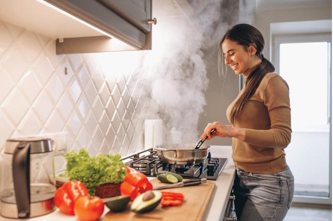 Cách nấu lẩu gà lá giang