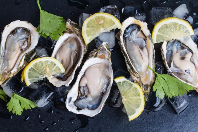 Dinh dưỡng của hàu biển