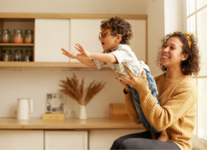 Đừng là một người mẹ hay thay đổi trong việc giáo dục con cái