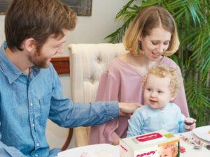 3 lý do mẹ nên sử dụng khăn giấy khô đa năng cho trẻ sơ sinh