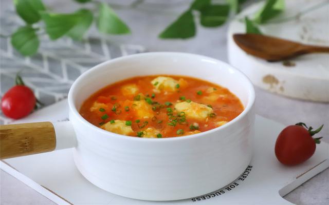 Bí quyết nấu canh cà chua trứng không tanh, ngon hết ý