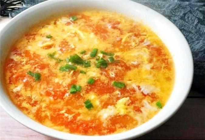 Lưu ý khi nấu canh trứng cà chua