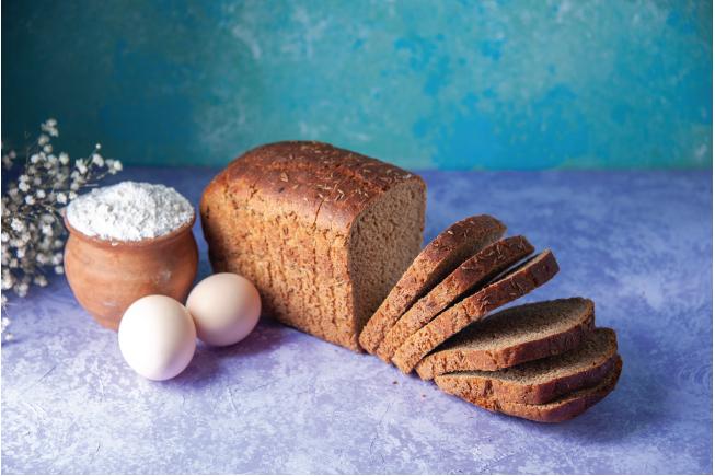 Thực đơn BLW 6: Bánh mì chiên trứng sữa đơn giản