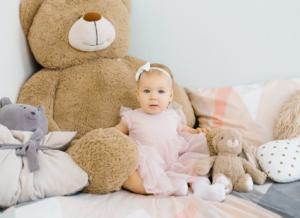Trẻ 1 tháng tuổi xì hơi nhiều có sao không?