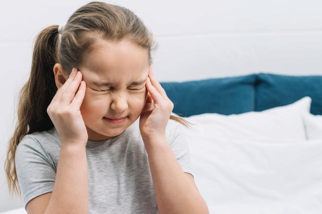 Bé 4 tuổi đau đầu gây ảnh hưởng đến sức khỏe