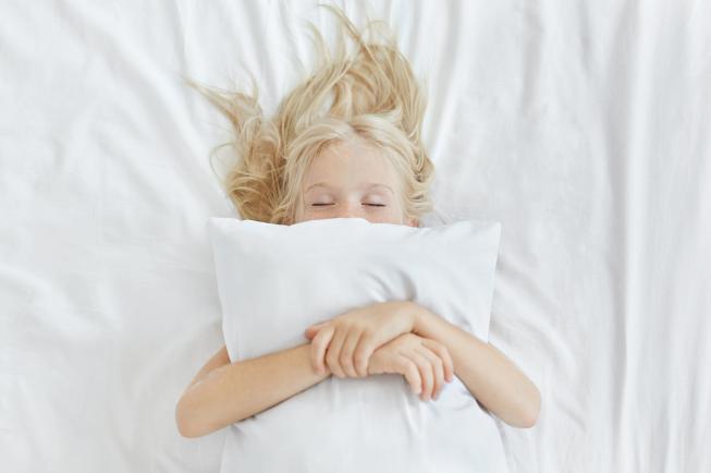 Trẻ 4 tuổi khó ngủ do nhiều nguyên nhân khác nhau
