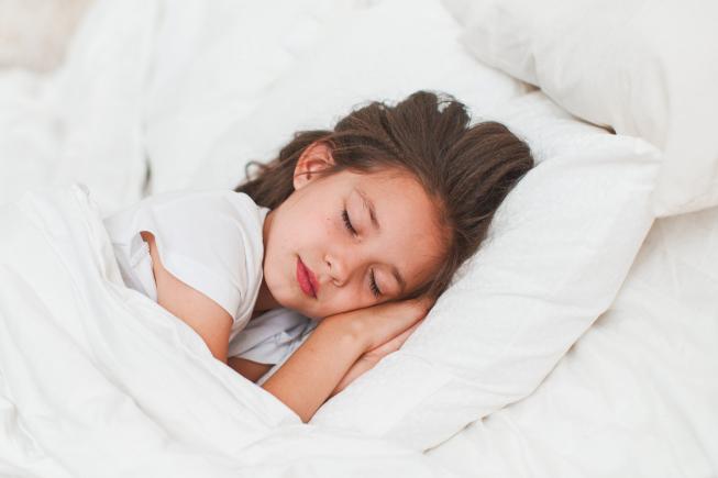 trẻ 5 tuổi khó ngủ