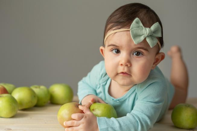 trẻ 9 tháng bị tiêu chảy