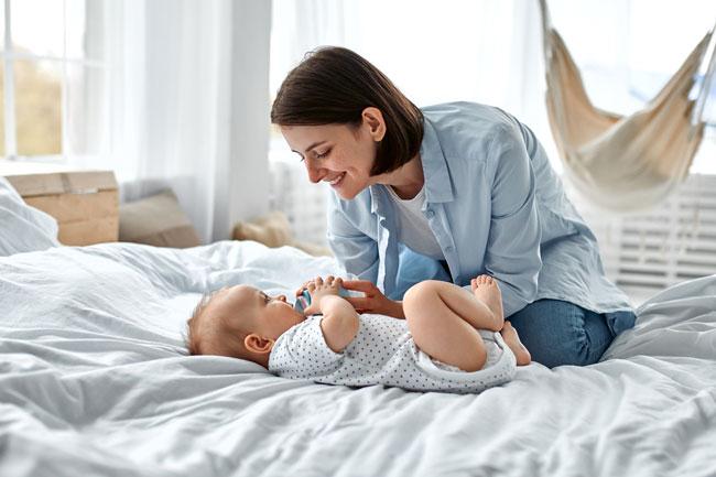 Tư thế bú đặc biệt ảnh hưởng đến quá trình bú sữa của bé