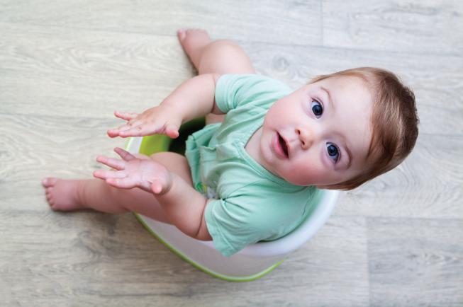 Tuân thủ tư thế đi vệ sinh đúng cho bé sẽ mang lại nhiều lợi ích cho hệ tiêu hóa