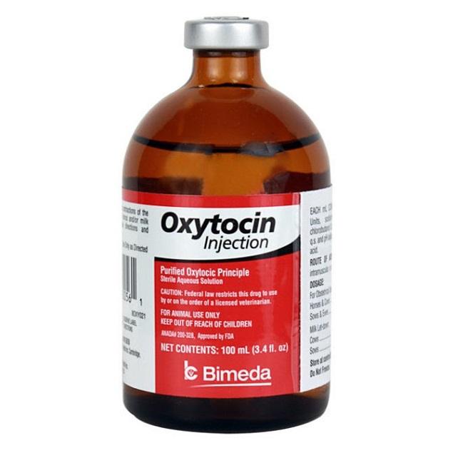 Sử dụng Oxytocin