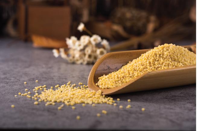 Hạt kê bổ dưỡng như thế nào?