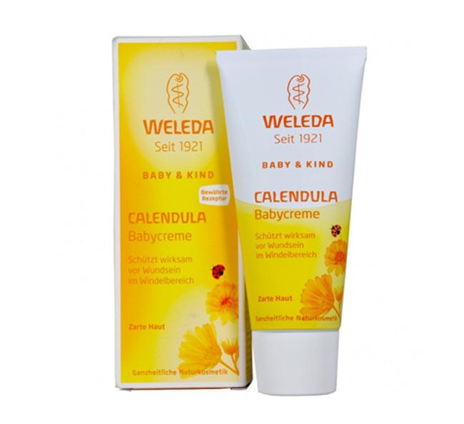 Kem hăm tã Weleda là sản phẩm xử lý hăm nổi tiếng của Đức, được công nhận là kem hữu cơ