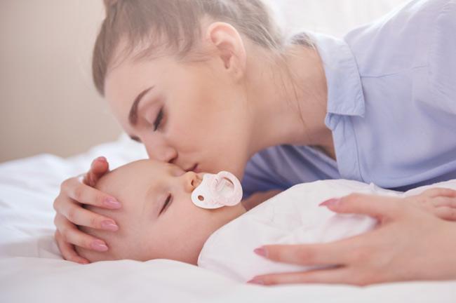 Sau 7 ngày, bé có thói quen ngủ tốt, mẹ có thời gian cho bản thân.