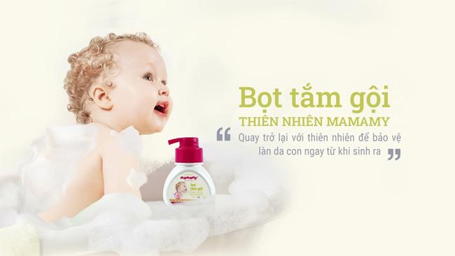 Sử dụng các sản phẩm tắm gội và chăm sóc da có nguồn gốc thiên nhiên