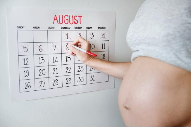 Công thức tính ngày dự sinh hữu ích cho mẹ có kinh nguyệt đều