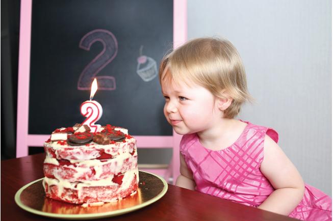 Không dễ dàng để nắm bắt tâm lý của bé 2 tuổi