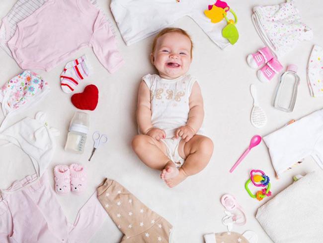Chọn quần áo thoáng mát cho bé