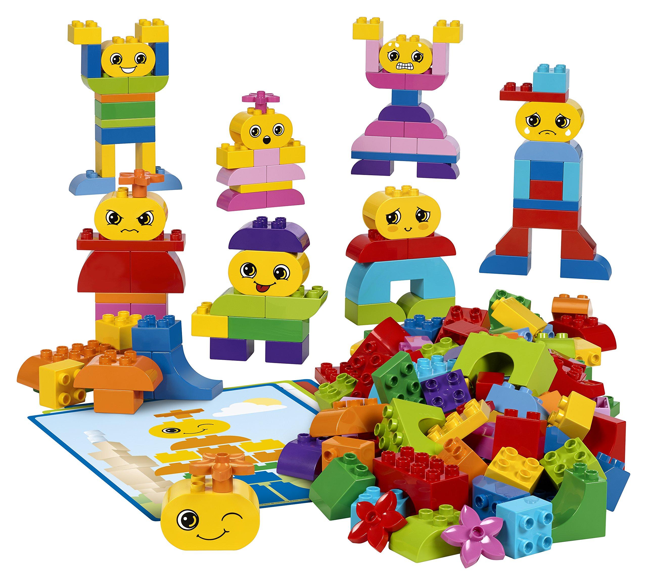 """Bộ Lego """"Emotions"""" cho bé 3 tuổi"""