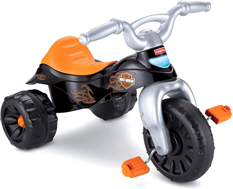Xe đồ chơi độc quyền Harley-Davidson cho bé 3 tuổi