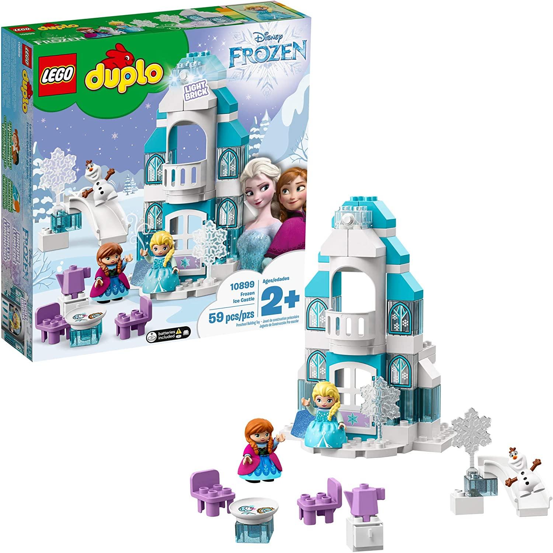 Lego Duplo: Lâu đài băng giá 10899 - Đồ chơi lego cho bé 2 tuổi