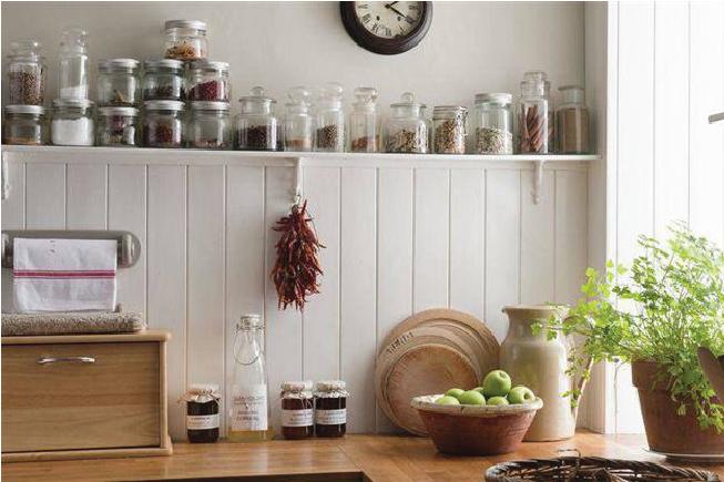 Sắp xếp đồ dùng nhà bếp theo tần suất sử dụng