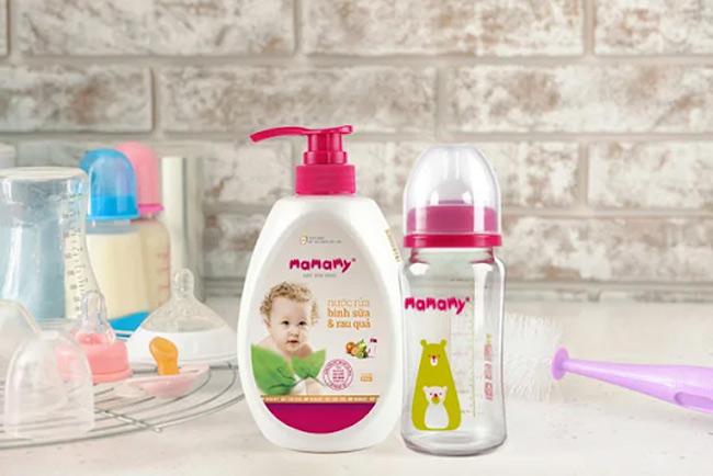 Chọn sản phẩm có uy tín tại điểm phân phối chính hãng giúp mẹ mua được những sản phẩm tốt nhất