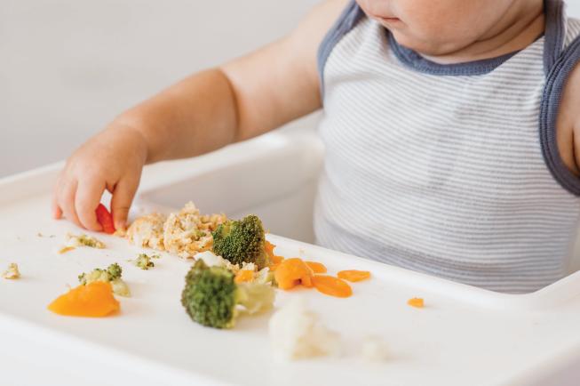 Theo Viện Dinh Dưỡng Quốc Gia, 6 tháng tuổi là giai đoạn phù hợp để bé có thể bắt đầu tập ăn dặm
