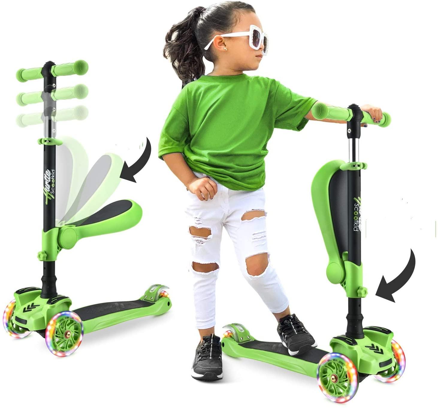Xe Scooter - xe đồ chơi cho bé 2 tuổi