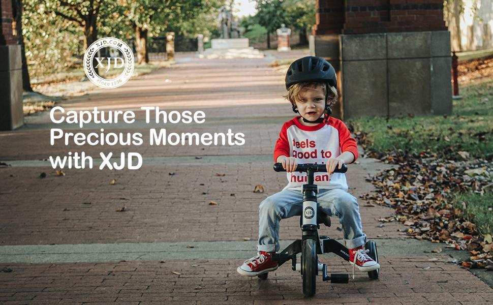 Xe 3 bánh trẻ em XJD 3 trong 1 - Xe đạp 3 bánh cho bé 2 tuổi