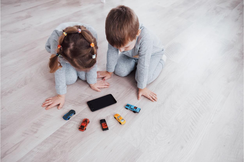 Trò chơi cho bé 3 tuổi trên điện thoại và những điều mẹ cần biết